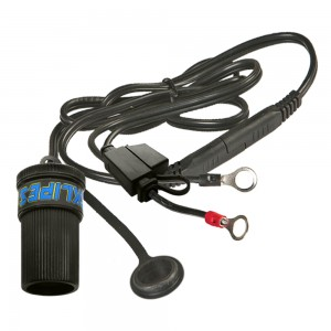 Black Viper Motorcycle Cellphone & GPS Adapter