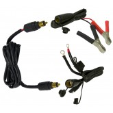 Bike-2-Bike Plug-In Universal Battery Jumping Kit