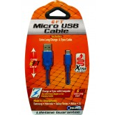 12Ft Micro-B / Android Sync & Charge Cable